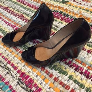 Shoes - 8.5 Aldo Peep Toe Wedge